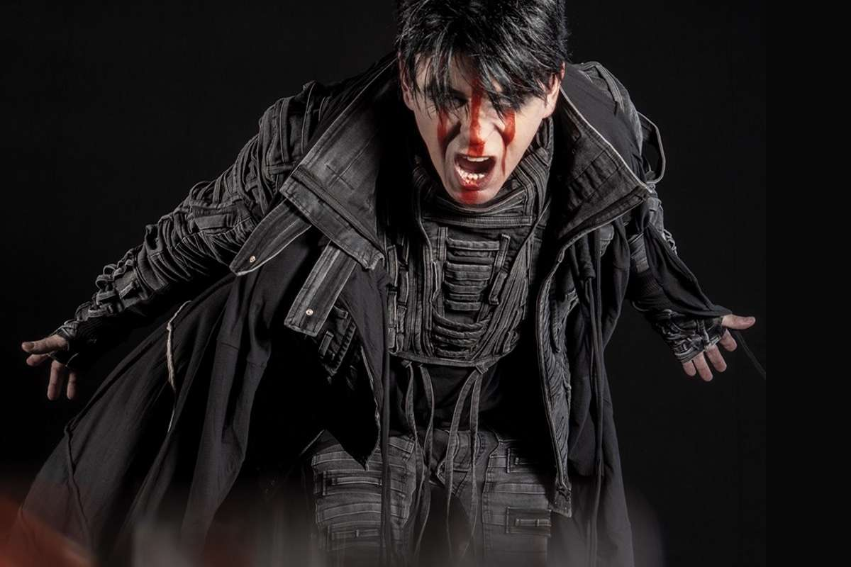 Gary Numan - I Am Screaming
